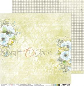 papier scrapbook craft o'clock - spring morning dreams 04