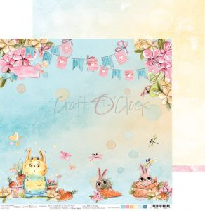 papier scrapbook craft o'clock - the sweetsters 06