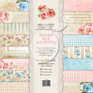 papier scrapbook LemonCraft - sense and sensability [bloczek/pad]