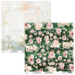 papier scrapbook Mintay Papers - lady 05