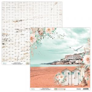 papier scrapbook Mintay Papers - suntastic 02