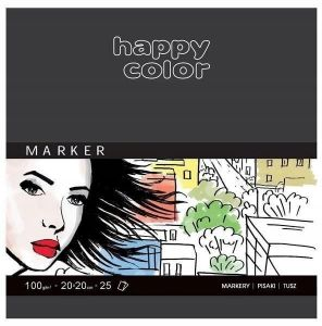 blok Happy Color do markerów 20x20