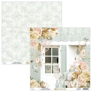 papier scrapbook Mintay Papers - homemade 01