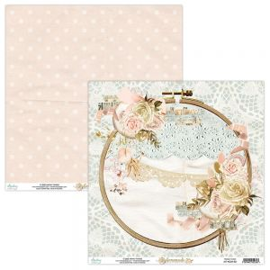 papier scrapbook Mintay Papers - homemade 02