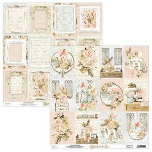 papier scrapbook Mintay Papers - homemade 06