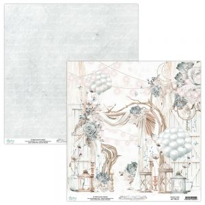 papier scrapbook Mintay Papers - precious moments 01