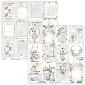 papier scrapbook Mintay Papers - precious moments 06
