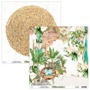 papier scrapbook Mintay Papers - urban jungle 03