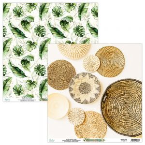 papier scrapbook Mintay Papers - urban jungle 04