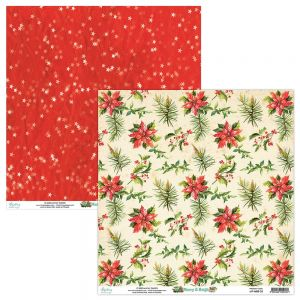 papier scrapbook Mintay Papers - merry & bright 05