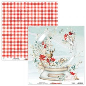 papier scrapbook Mintay Papers - winterland 02