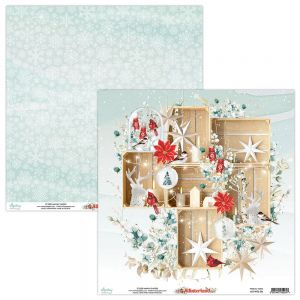papier scrapbook Mintay Papers - winterland 04