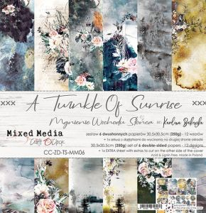 "papier scrapbook Craft o'clock - twinkle of sunrise [zestaw 12"" x 12""]"