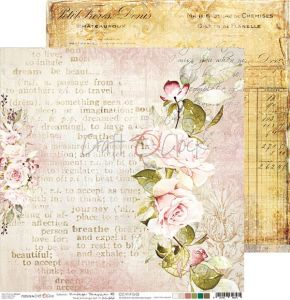 papier scrapbook Craft o'clock - vintage treasure 05