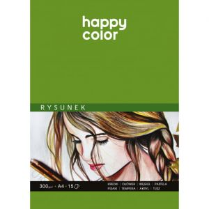 blok Happy Color do rysunku A4