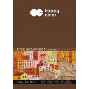 blok rysunkowy Happy Color ECO A4