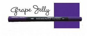 marker Memento - grape jelly (fioletowy)