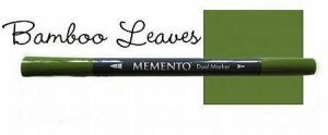 marker Memento - bamboo leaves (zielony)