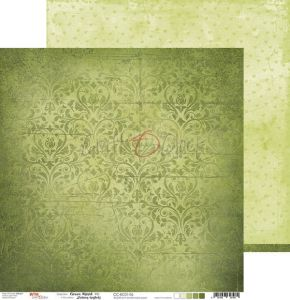papier scrapbook Craft o'clock - green mood 06