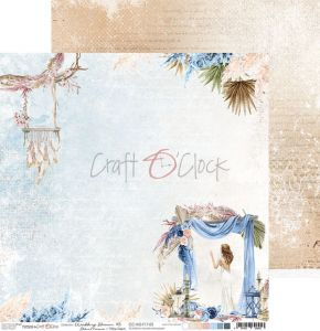papier scrapbook Craft o'clock - wedding dream 03