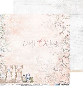 papier scrapbook Craft o'clock - wedding dream 04
