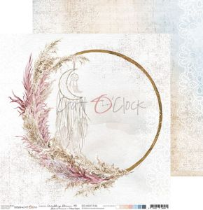 papier scrapbook Craft o'clock - wedding dream 06
