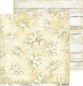 papier scrapbook Craft o'clock - white - beige mood 05