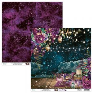 papier scrapbook Mintay Papers - nightfall 03