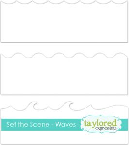 maska Taylored Expressions - set the scene waves