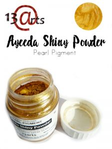 proszek Shiny Powder 13Arts - royal gold satin