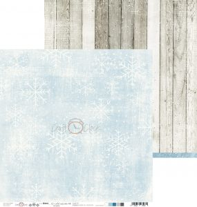 papier scrapbook Craft o'clock - brrr... it's cold outside 04