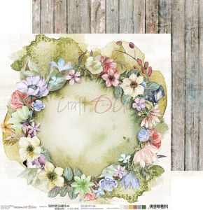 papier scrapbook Craft o'clock -  summer charm 06