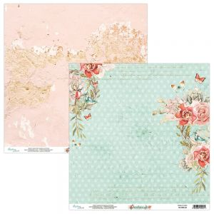 papier scrapbook Mintay Papers - birdsong 04