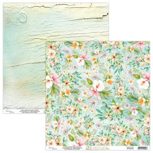 papier scrapbook Mintay Papers - paradise 04