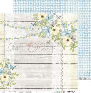 papier scrapbook Craft o'clock - lovely prince 03