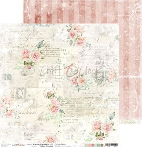 papier scrapbook Craft o'clock -  hello beauty 05