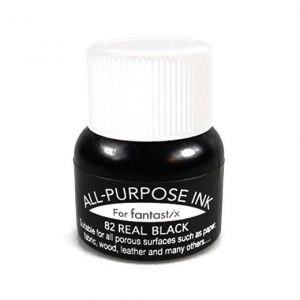 tusz all-purpose ink - real black (czarny)