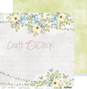 papier scrapbook Craft o'clock - lovely prince 01