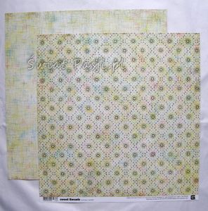 papier scrapbook Basic Grey - sweet threads [swt-3283]