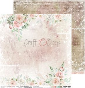 papier scrapbook Craft o'clock -  hello beauty 04
