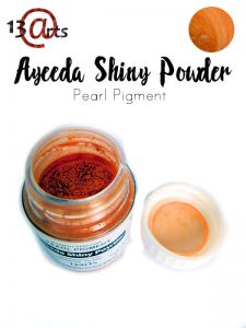 proszek Shiny Powder 13Arts - orange