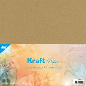 papier scrapbook Joy Crafts - kraft 220g