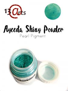 proszek Shiny Powder 13Arts - green blue