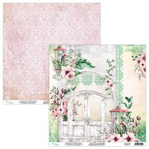 papier scrapbook Mintay Papers - secret place 01