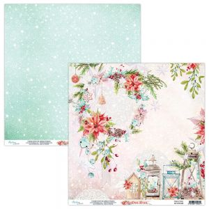 papier scrapbook Mintay Papers - christmas stories 03