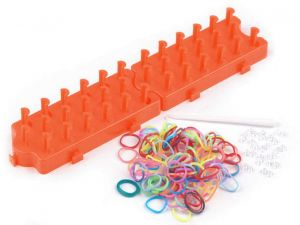 starter  do wyrobu bransoletek loom bands