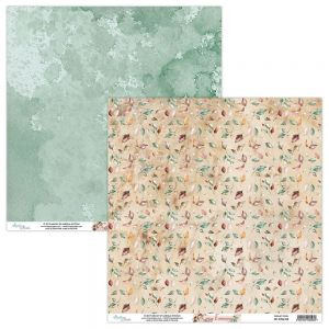 papier scrapbook Mintay Papers - cozy evening 05
