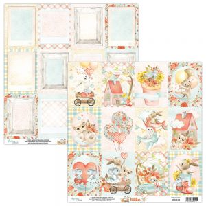 papier scrapbook Mintay Papers - kiddie 06