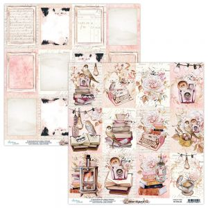 papier scrapbook Mintay Papers - dear diary 06