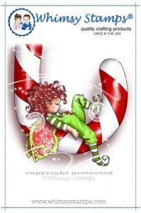stempel gumowy Crissy Armstrong Collection - christmas dreaming